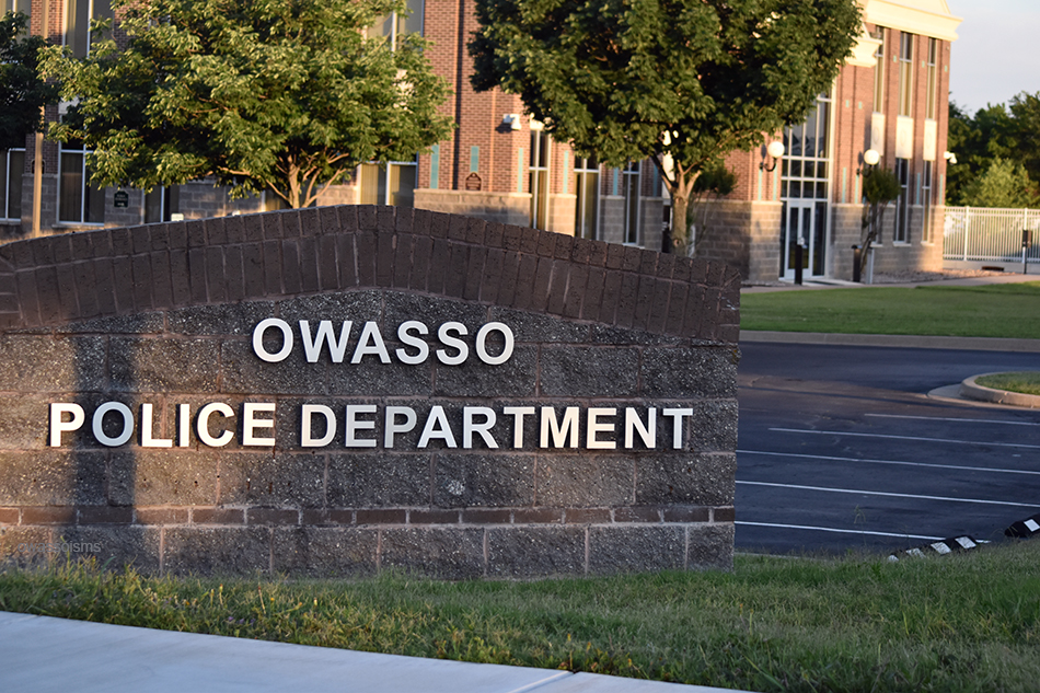 OWASSO POLICE CALL LOGS FOR MAR 29, 2021