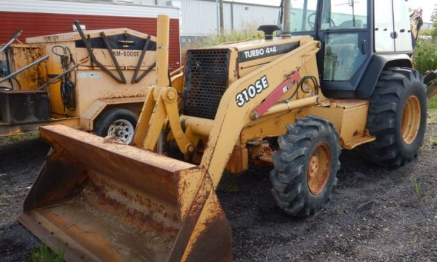 Used City of Owasso Vehicles and Equipment up for Auction