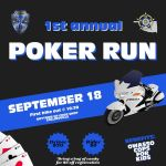 Poker Run Scheduled Benefiting Owasso Cops for Kids