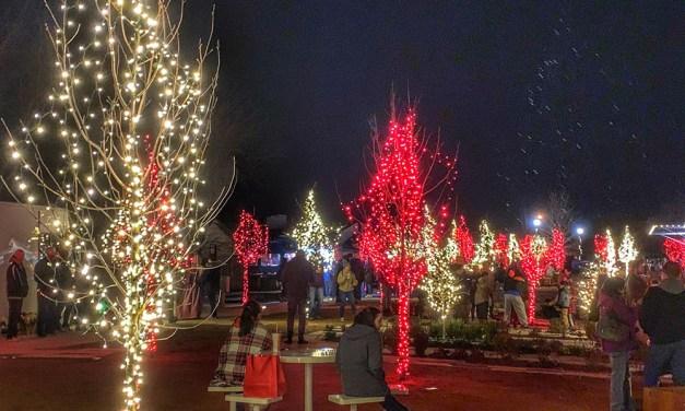 Lights on Owasso Event Scheduled at Redbud Park
