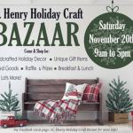 St Henry Holiday Craft Bazaar