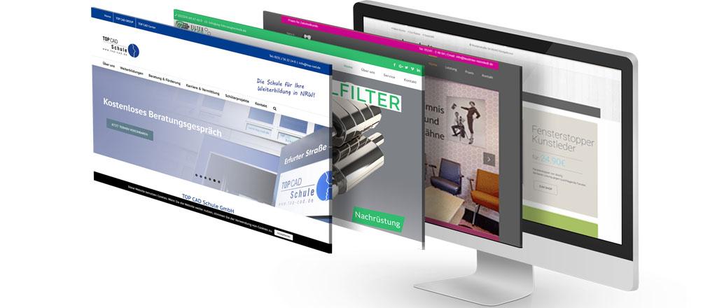 Webdesign Hemer
