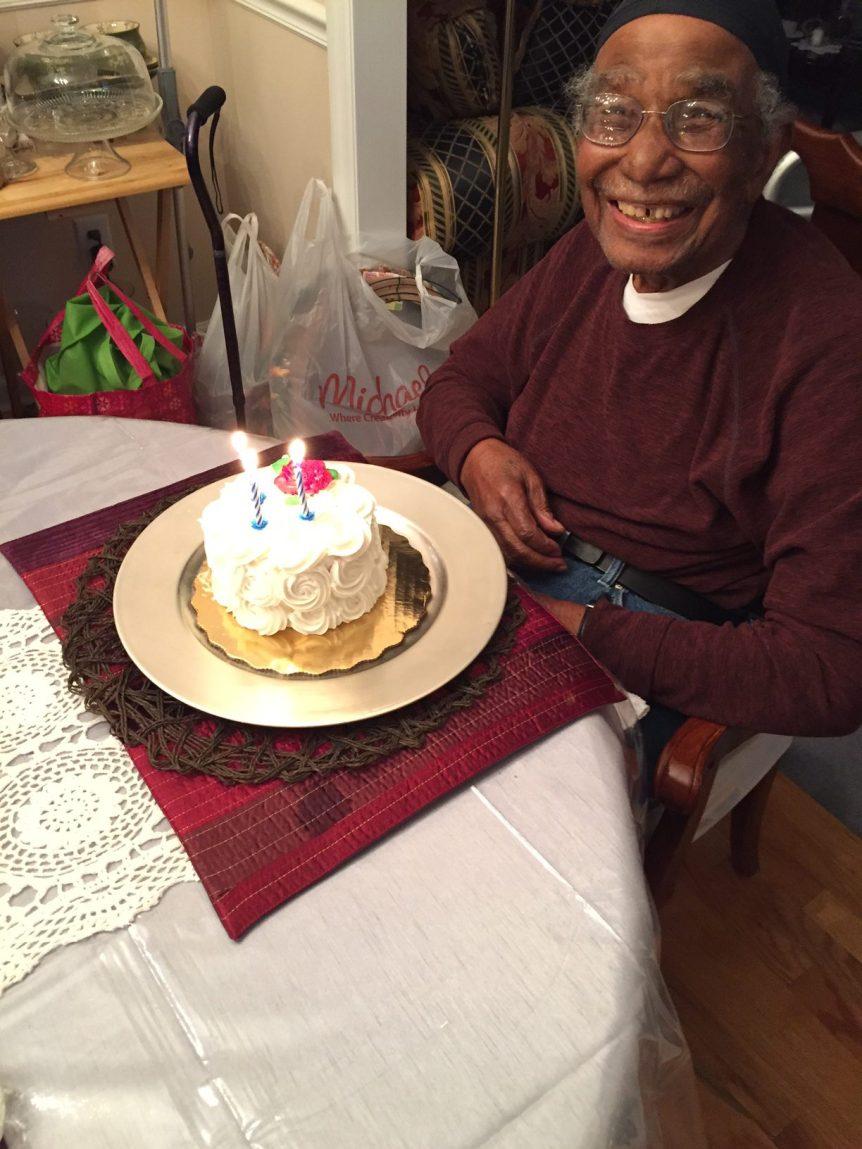 Alphonso Owens: 98th Birthday