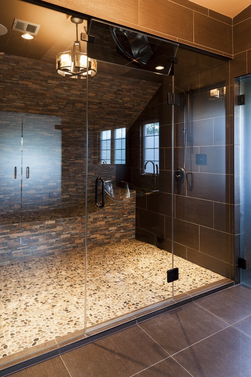 Home Spas The Steam Shower Health Benefits Owings Brothers Contracting