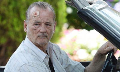 Bill Murray stars in comedy film St Vincent