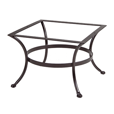 OW Lee Standard Iron Coffee Table Base