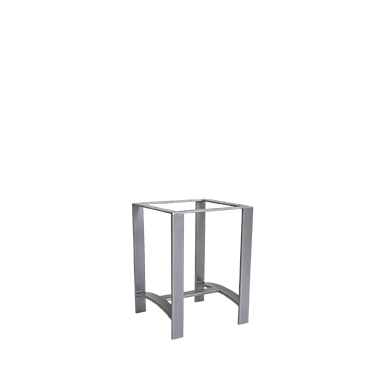 OW Lee Casual Iron Side Table Base