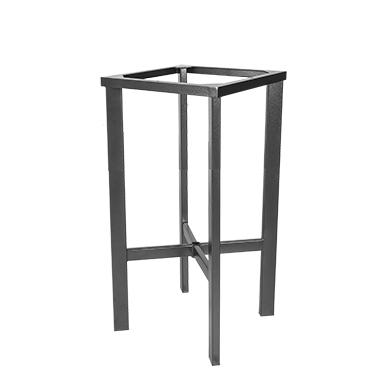 OW Lee Modern Aluminum Bar Table Base