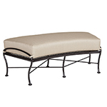 OW Lee Cambria Curved Bench
