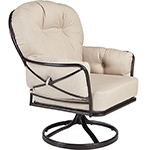 OW Lee Cambria Swivel Rocker Lounge Chair
