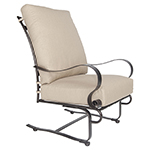 OW Lee Marquette Hi-Back Spring Base Lounge Chair