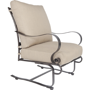 OW Lee Marquette Spring Base Lounge Chair