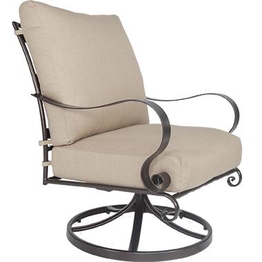 OW Lee Marquette Swivel Rocker Lounge Chair