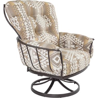 OW Lee Pendleton Monterra Swivel Rocker Lounge Chair