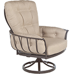 OW Lee Monterra Mini Swivel Rocker Lounge Arm Chair