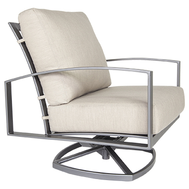 OW Lee Pacifica Swivel Rocker Lounge Chair