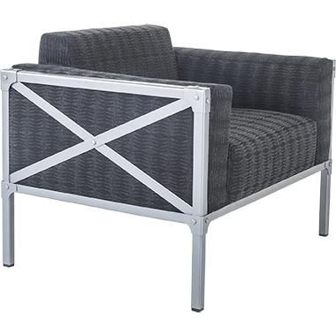 OW Lee Pendleton Creighton Lounge Chair