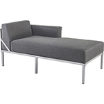 OW Lee Pendleton Creighton Left Chaise Sectional