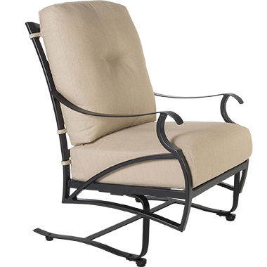 OW Lee Belle Vie Spring Base Lounge Chair
