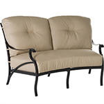 OW Lee Grand Cay Crescent Love Seat