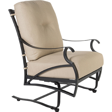 OW Lee Grand Cay Spring Base Lounge Chair