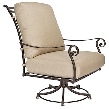 OW Lee San Cristobal Swivel Rocker Lounge Chair