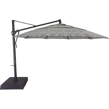 OW Lee Pendleton Classico Cantilever umbrella