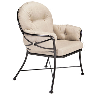 OW Lee Cambria Club Dining Arm Chair