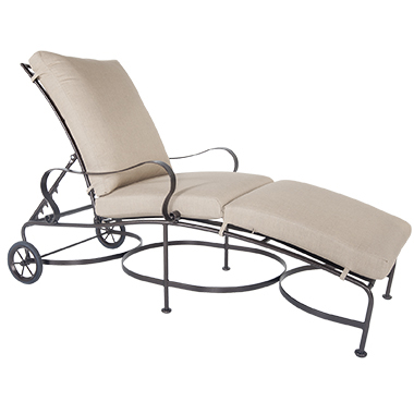 OW Lee Marquette Chaise Lounge