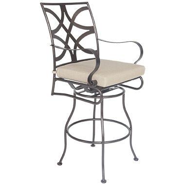 OW Lee Marquette Swivel Bar Stool