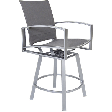 OW Lee Pacifica Swivel Counter Stool