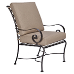 OW Lee Classico Club Dining Arm Chair