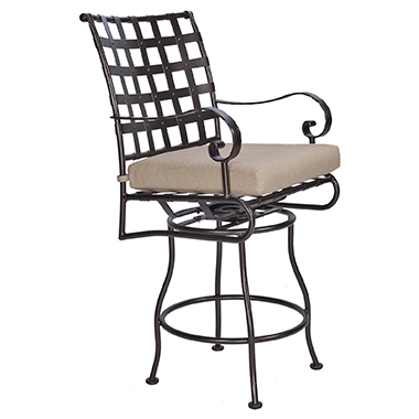 OW Lee Classico Swivel Counter Stool