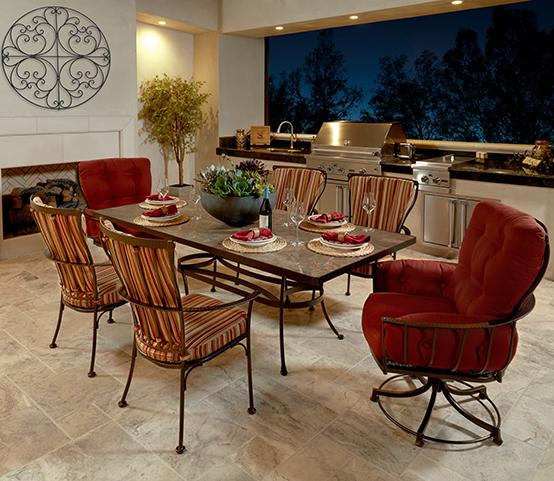 OW Lee Monterra Luxury Outdoor Patio Furniture