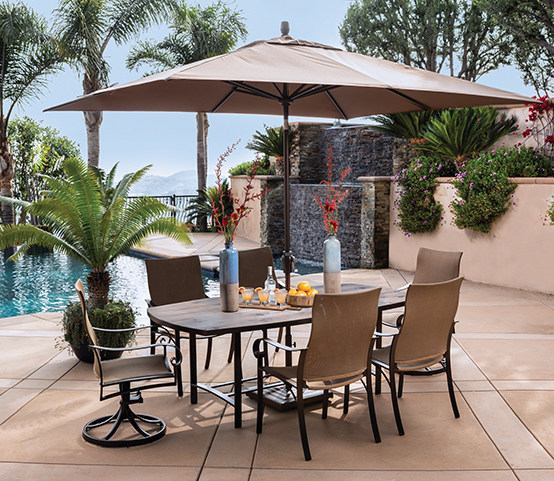 OW Lee Pasadera Luxury Outdoor Patio Furniture