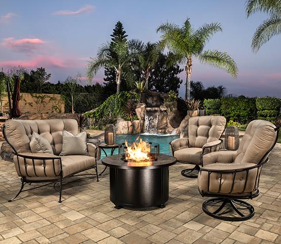 OW Lee QuickShip Luxury Outdoor Patio Furniture