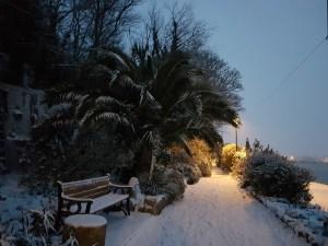 Snow, Snowballs and Security - Owl Locksmiths