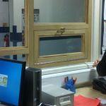 Sealing the frame edges