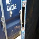 Damaged lock repair