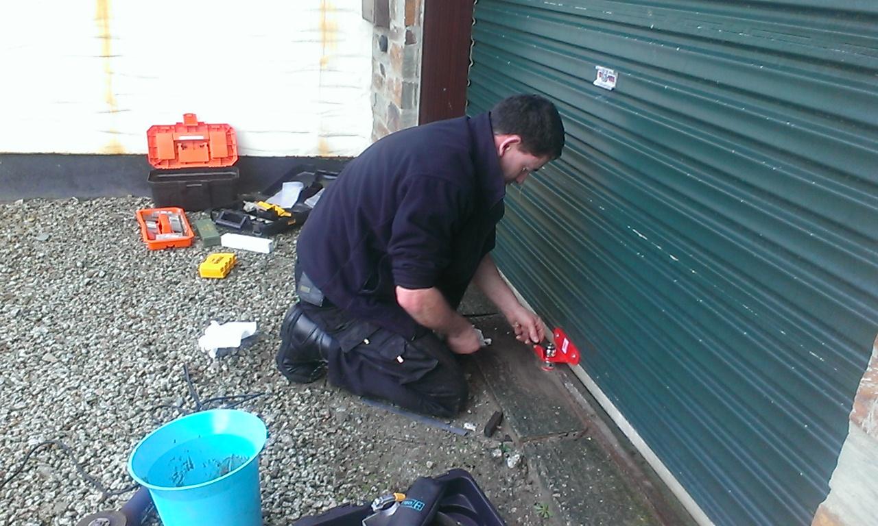 Broken Garage Door Locks or Broken Keys; There's a Solution