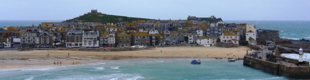 St. Ives Cornwall South West UK