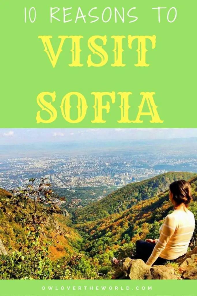 VISIT SOFIA