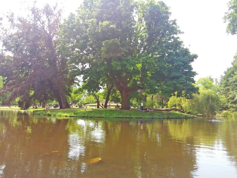 where stay amsterdam vondelpark