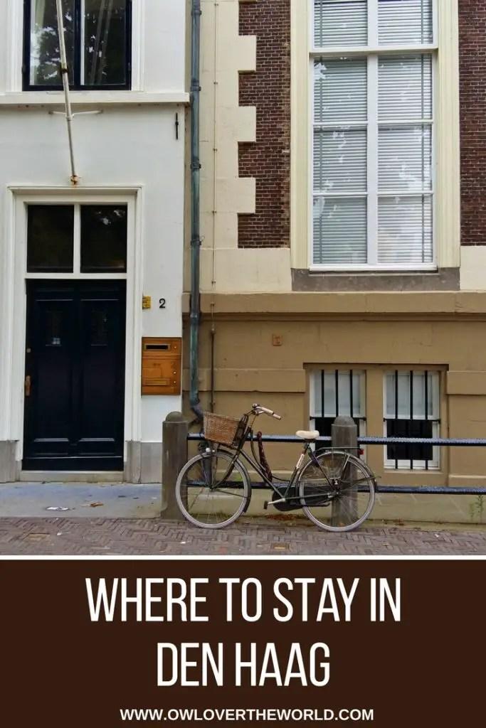 where stay den haag