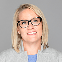 Kathleen Steele, VP of Operations Services
