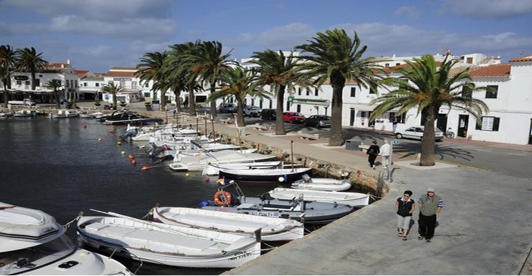 Car Hire Punta Playa Menorca