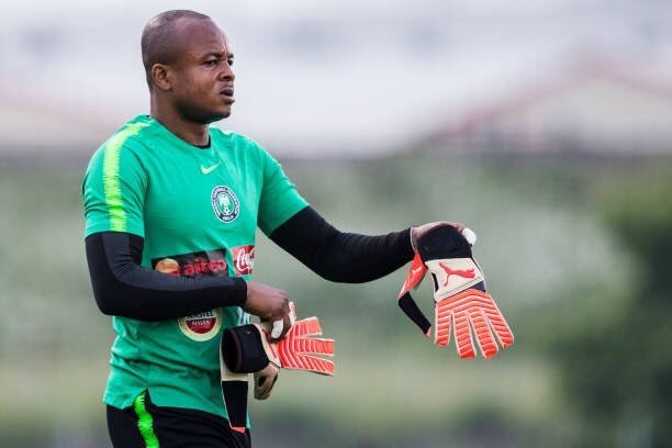 Home Based Super Eagles Goalkeeper  Demoted To Bench Role After Opening Day Error For Club