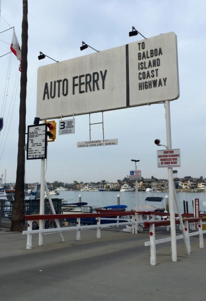 Arriving at the ferry landing was a bit of a GPS surprise, but not an unpleasant one. Being told the BFT is too FB to board, and having to make an 18-point turn to get out of the ferry line? That made it unpleasant.