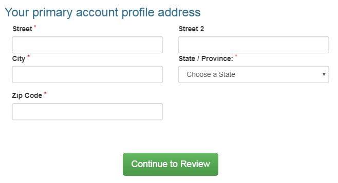 B-Epic Enrollment Account Address