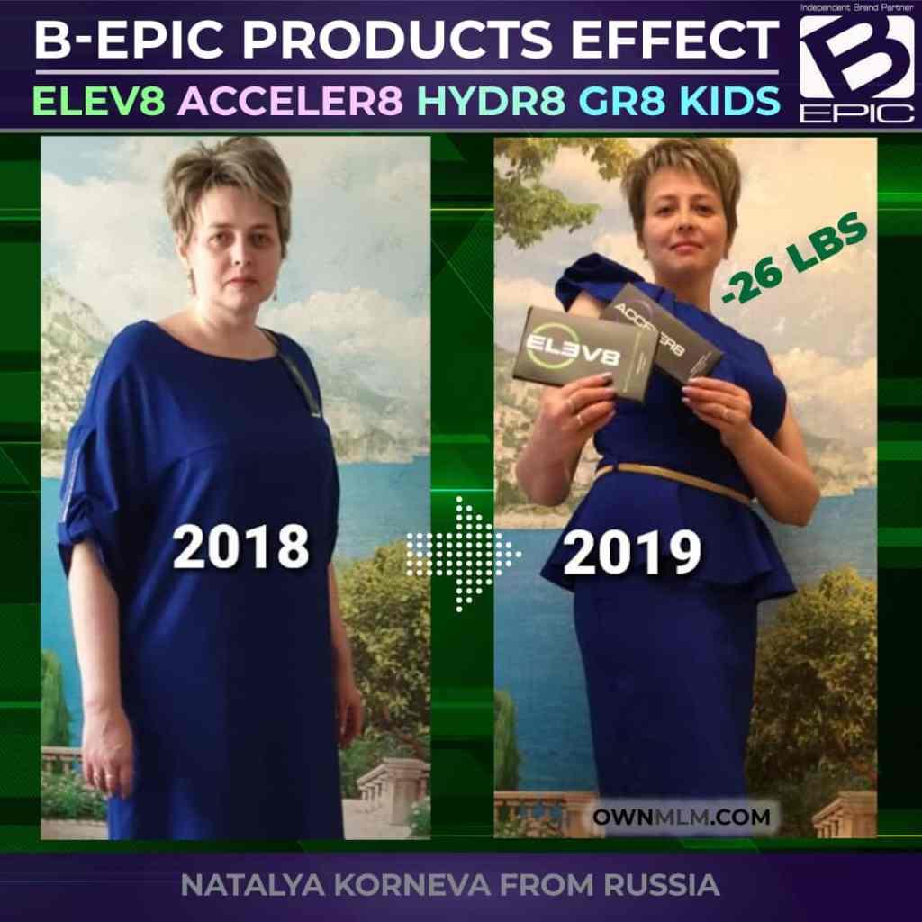 B-Epic supplement result